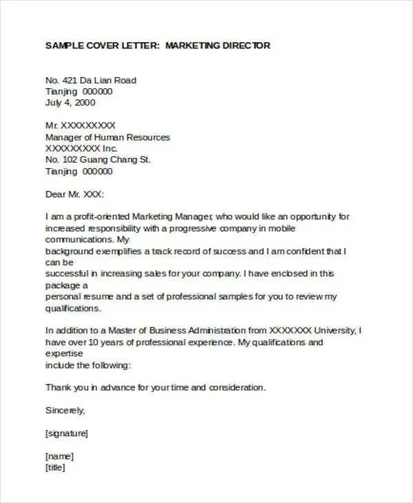 22 Application Letter Templates In Doc Free Amp Premium Templates
