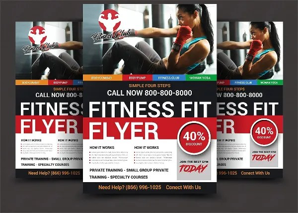 63 Fitness Flyer Examples PSD AI EPS Word Formats Free Amp Premium Templates