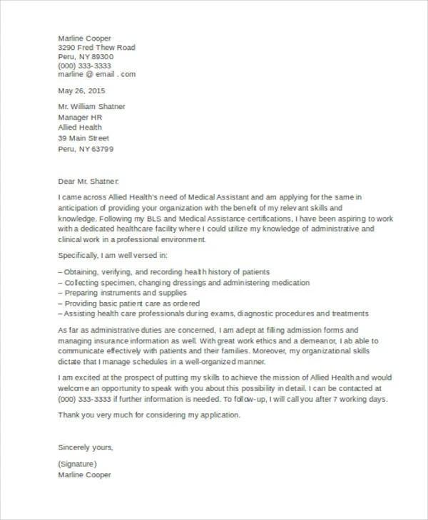 45 Cover Letter Templates Free Amp Premium Templates