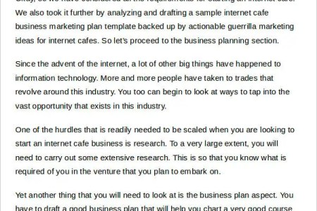 Simple business plan template cafe business plan template full be sure cafe business plan template is easy to comprehend to make it easier for your customers to recognize what items have been in the message cheaphphosting