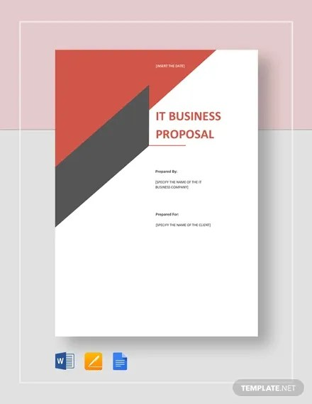 28 Business Proposal Templates Word PDF Pages Free Premium Templates