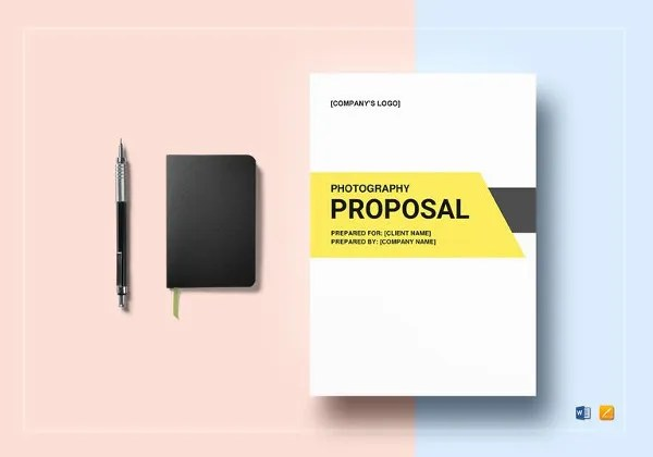 Photography Business Proposal Templates 11 Free Word Pdf