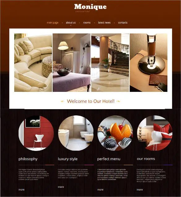 30 Hotel Website Themes Amp Templates Free Amp Premium Templates