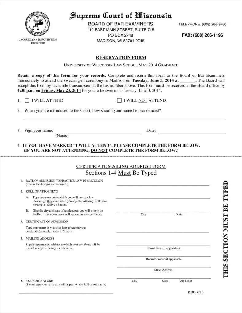 lawyer letterhead templates
