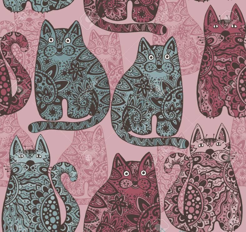 28 Cat Illustrations Free Amp Premium Templates