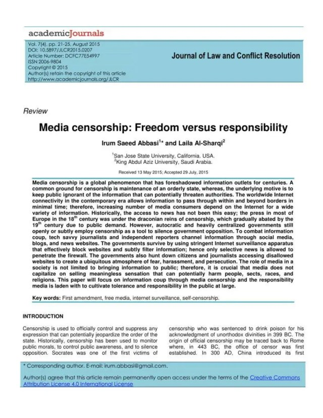 20+ Academic Journal Templates- PDF  Free & Premium Templates