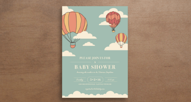16 Baby Shower Invitation Templates