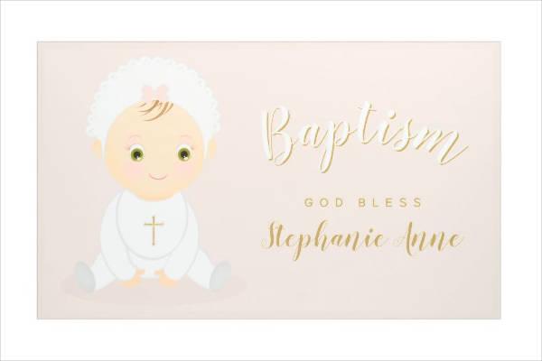10 Baptism Banner Designs Templates Psd Ai Free