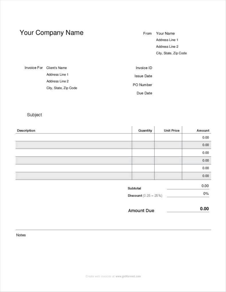 27 Free Pay Stub Templates Pdf Doc Xls Format Download