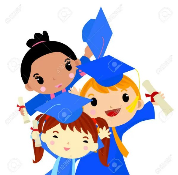 Bi Fold Graduation Invitations