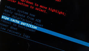 Top 2 Ways To Use Android Recovery Mode To Wipe Cache Partition