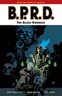 15814 Mike Mignola Talks About 15 Years of Hellboy, B.P.R.D. and more