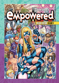 18720 TFAW Reviews: Ultimate Comics, Justice League, Empowered HC