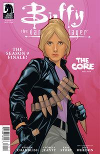 Buffy the Vampire Slayer: Season Nine #25 (Phil Noto cover)