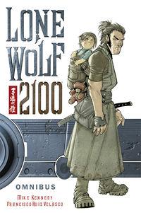 Lone Wolf 2100 Omnibus TPB