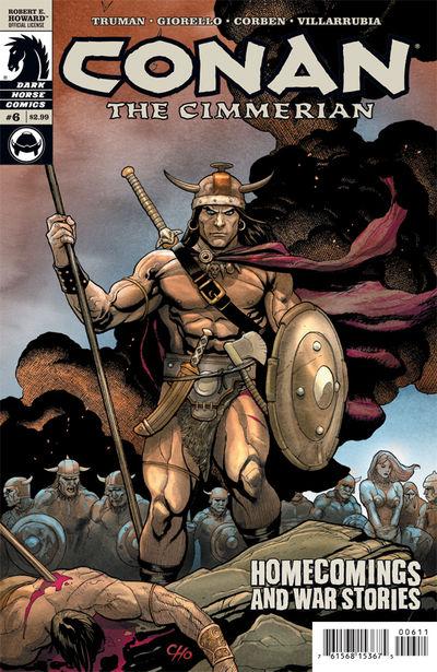 Conan the Cimmerian #6