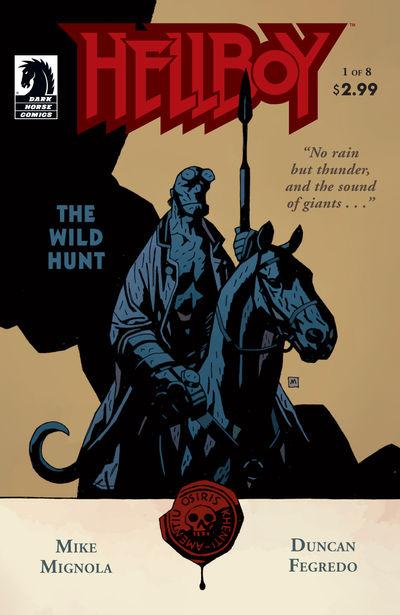 The Wild Hunt #1