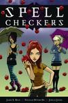 feb101049 Jamie S. Rich and Joelle Jones discuss Spell Checkers
