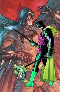 Damian Son Of Batman #1 (of 4)
