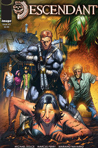 JUL090392D ComicList: Image Comics for 09/10/2009