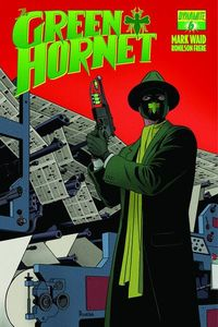 Mark Waid Green Hornet #6