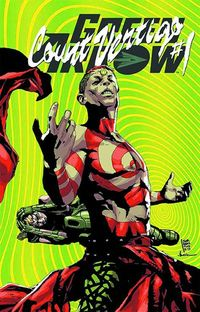 Green Arrow #23.1 Count Vertigo (Standard Edition)