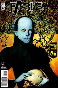MAY090237D Bill Willingham Interview: Angel and Fables