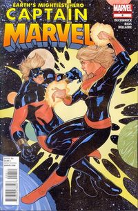 aug120647 TFAW Interviews: CAPTAIN MARVEL's Kelly Sue DeConnick