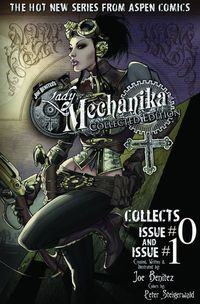 Lady Mechanika Collected Edition #1 at TFAW