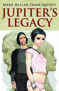 Jupiters Legacy #1 (Cover A - Quitely)