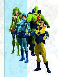 jan090302j ComicList: DC Comics for 09/30/2009