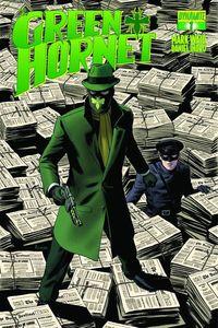 Mark Waid Green Hornet #1