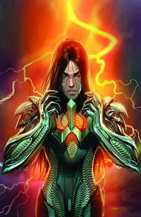 mar110610 TFAW Interviews: WITCHBLADE's Ron Marz