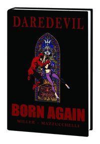 nov082451d Daredevil Born Again Premium Hardcover REVIEW