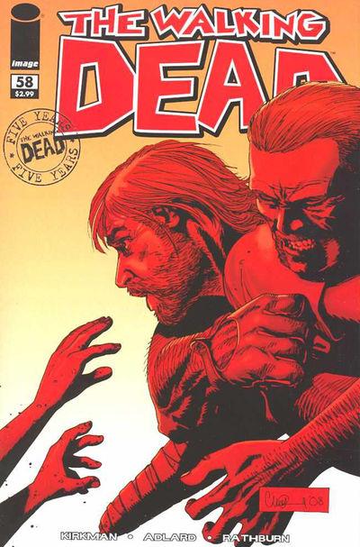 Walking Dead #58