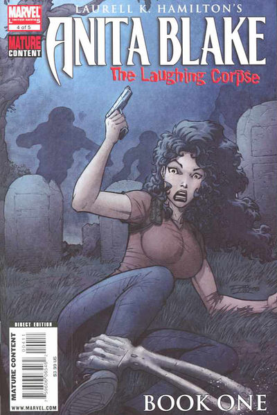 Anita Blake Vampire Hunter Laughing Corpse #4 (of 5)