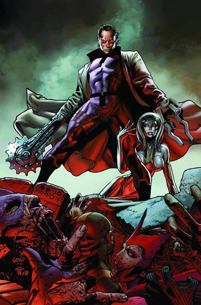 Marvel Zombies 3 #1 (of 4)