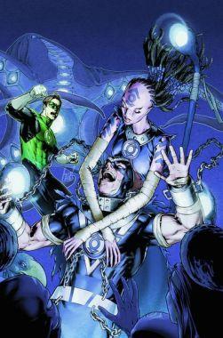Green Lantern #59 (Ha Variant Cover Edition)