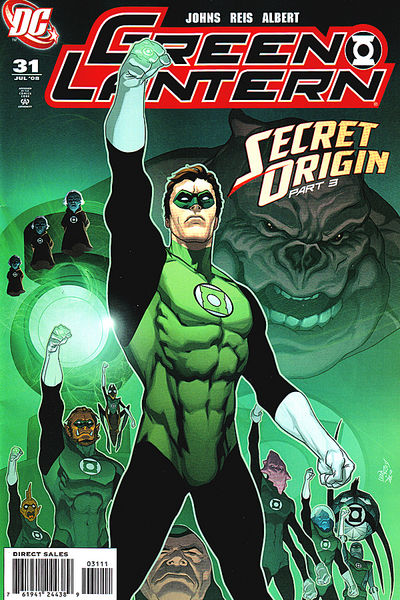 Green Lantern #31