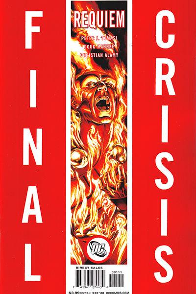 Final Crisis Requiem #1 (Cover A)