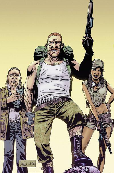 Walking Dead #53