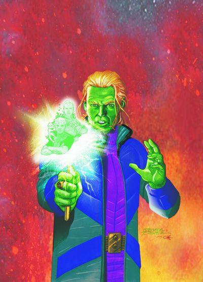 Final Crisis Legion Of Three Worlds #4 (of 5)