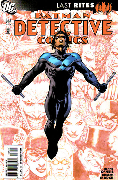 Detective Comics #851 (Variant Cover Edition)