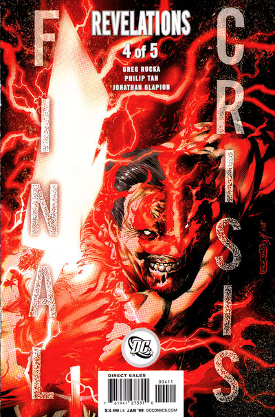 Final Crisis Revelations #4 (of 5) (Cover B)