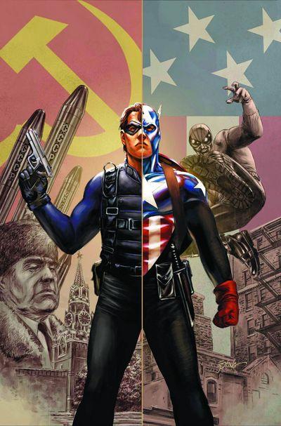 Captain America #44
