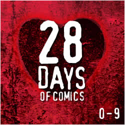 28_0 Today's 28 Days of Comics–Brought to You by the Numbers 0 Through 9