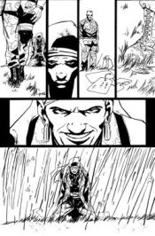 28DaysLater_20_PG21_Inks_sm TFAW Interviews: Michael Alan Nelson and Ale Aragon