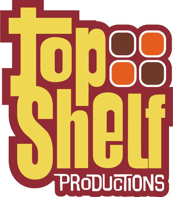 TopShelfLogo Top Shelf supports SDCC Autograph Card/CBLDF Auction Event