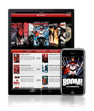 iPad_sm TFAW Interviews: BOOM! Studios' Chip Mosher