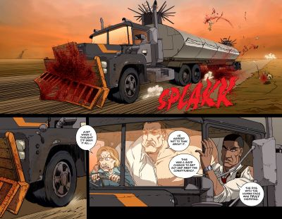 presevil4p2_3 Preview for President Evil #4: Yes We Cannibal